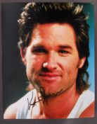 KURT RUSSELL - BIG TROUBLE IN LITTLE CHINA - SIGNE