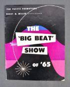 ROLLING STONES - 1965 AUSTRALIAN TOUR PROGRAMME