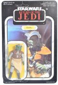 VINTAGE PALITOY STAR WARS MOC CARDED ACTION FIGURE