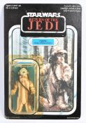 VINTAGE PALITOY STAR WARS CARDED MOC ACTION FIGURE