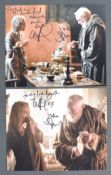GAME OF THRONES - AUTOGRAPHED PHOTOGRAPHS TO JULIAN GLOVER