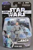 STAR WARS SAGA COLLECTION GENERAL VEERS SIGNED FIGURE