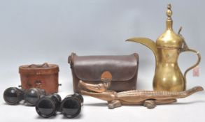 A mixed group of items dating from the 19th Centur