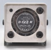 A vintage Divers Depth indicator machine by Beme b