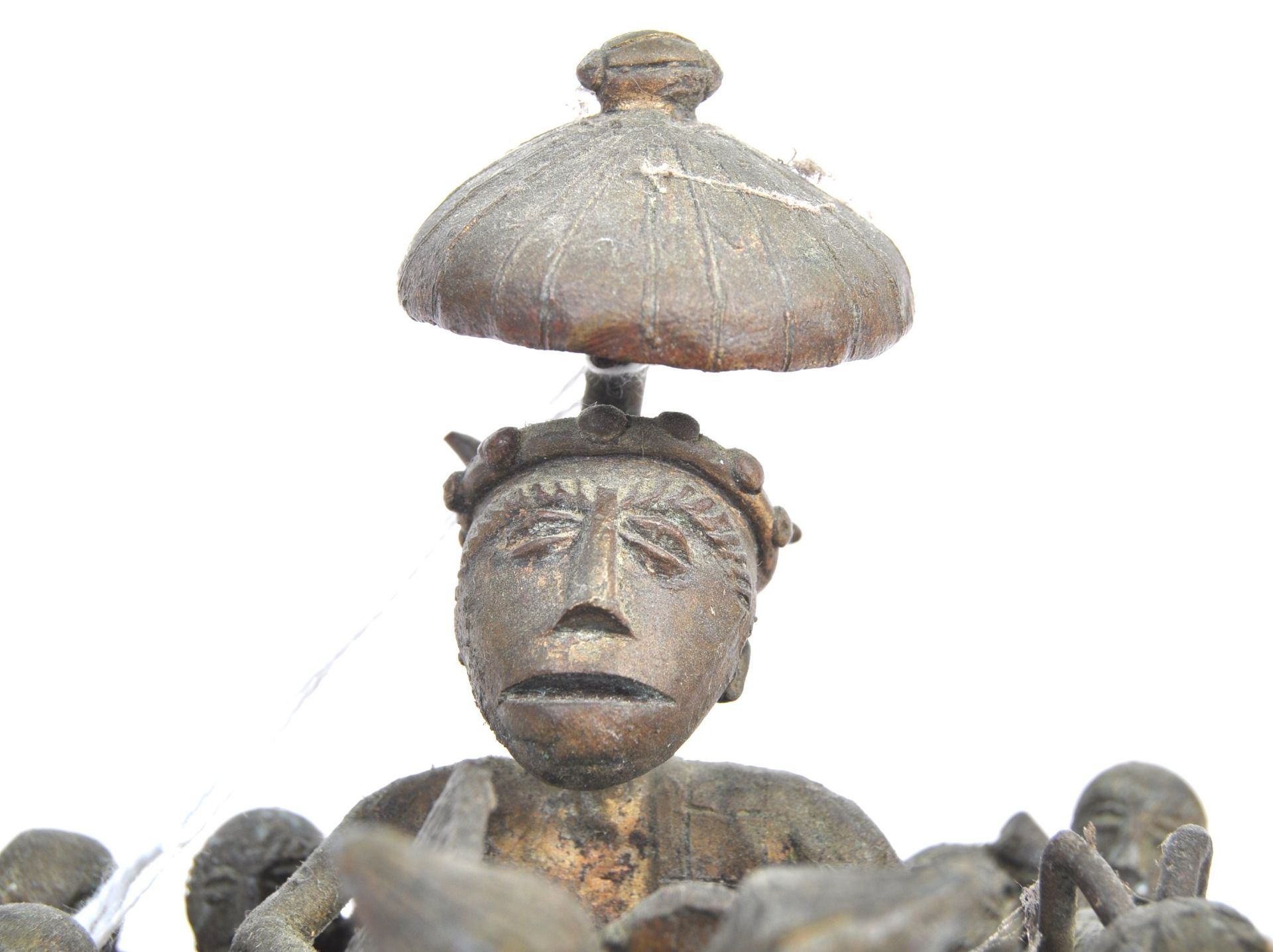 Los 279 - TRIBAL ANTIQUITIES - EARLY 20TH CENTURY AFRICAN ASHANTI