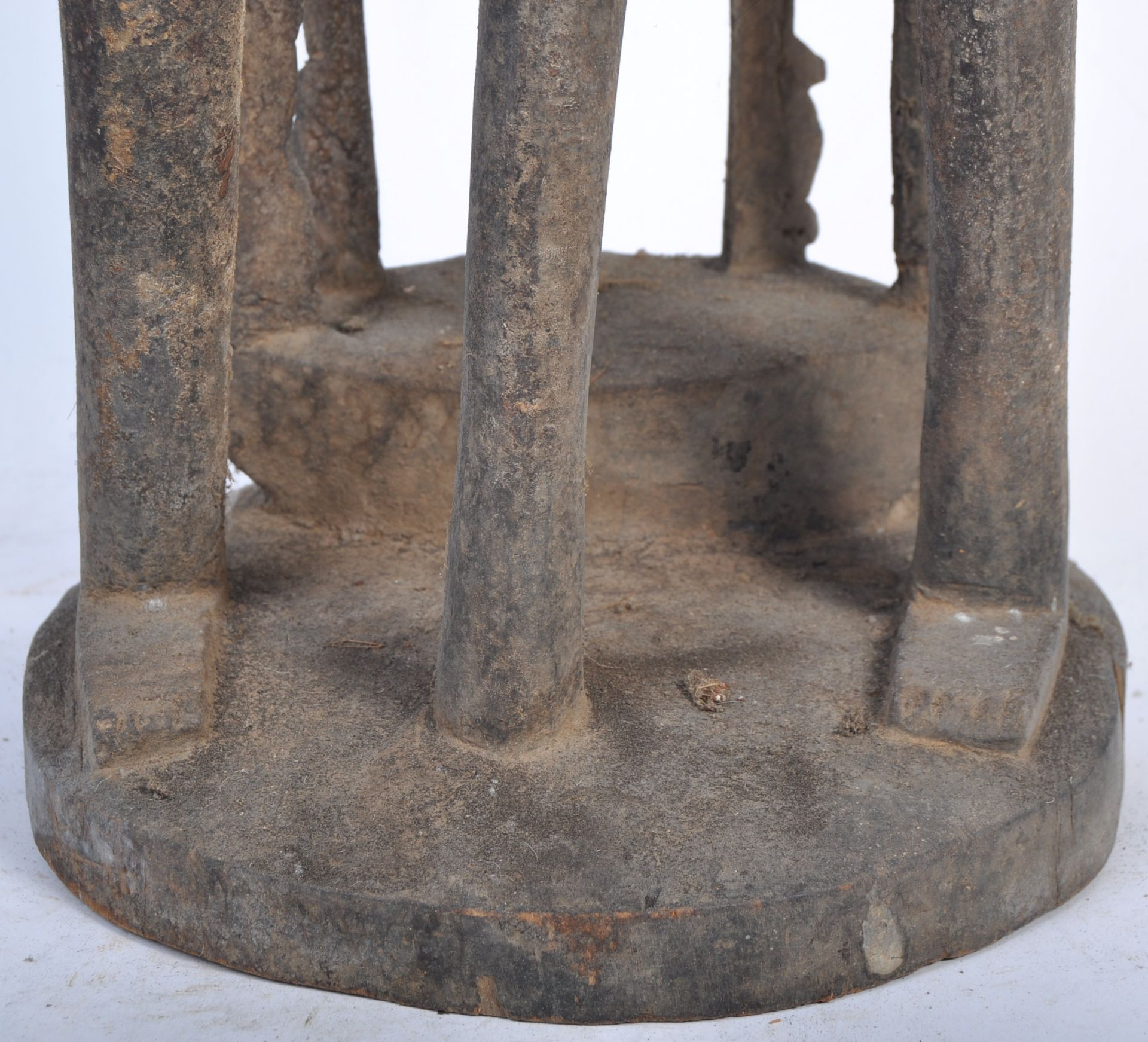 Los 311 - TRIBAL ANTIQUITIES - 20TH CENTURY AFRICAN MALI OUMAR STATUE