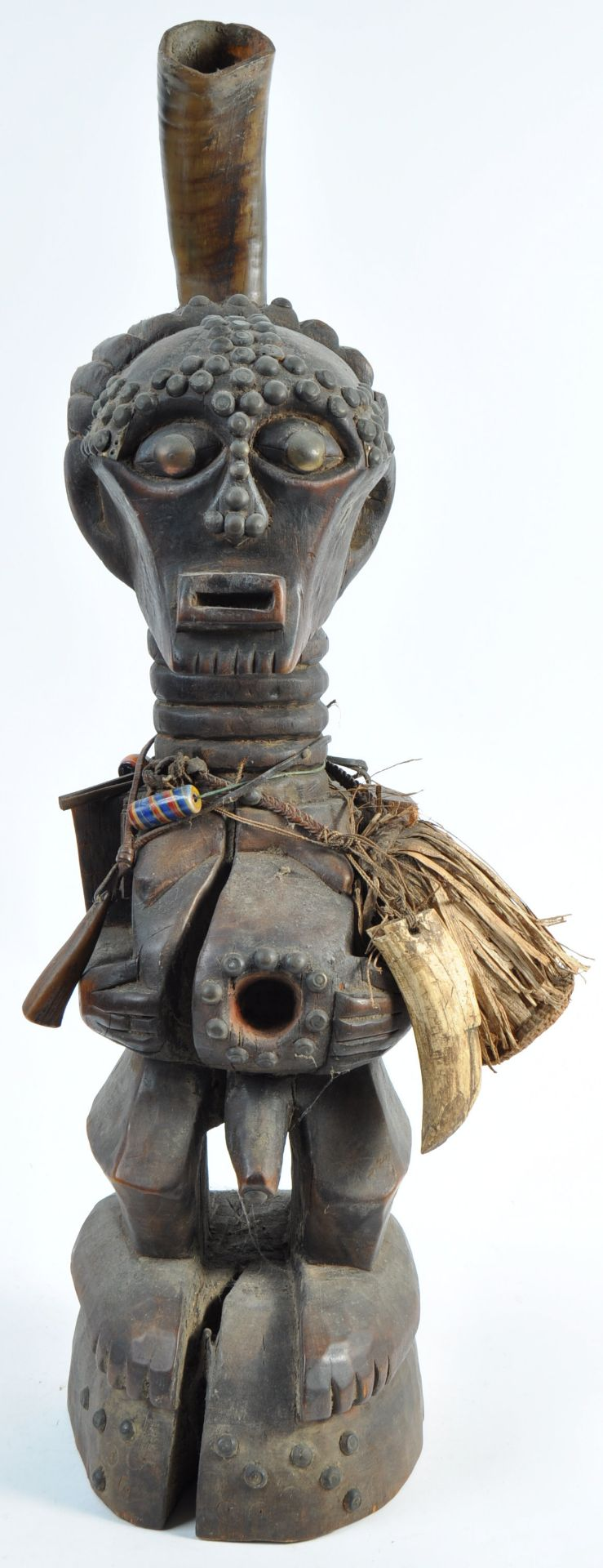 Los 347 - TRIBAL ANTIQUITIES - EARLY 20TH CENTURY AFRICAN NKISI FIGURE
