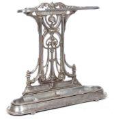 19TH CENTURY COALBROOKDALE MANNER CAST IRON STICK STAND