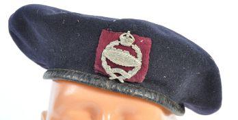 WWII SECOND WORLD WAR TANK CORP UNIFORM BERET