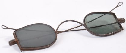 WWI FIRST WORLD WAR RFC FLYING CORP PILOT'S GLASSE