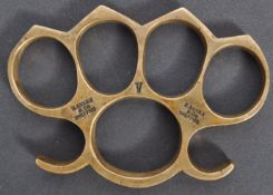 WWI FIRST WORLD WAR BRITISH ARMY KNUCKLE DUSTER