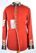 VICTORIAN FUSILIERS BATTLEDRESS TUNIC - WITH PROVENANCE