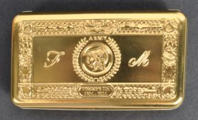 REPLICA WWI PRINCESS MARY GIFT TIN FROM FORTNUM &
