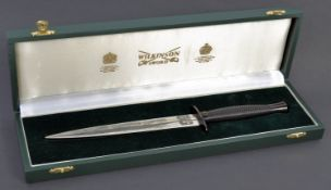 FS PRESENTATION KNIFE FOR THE IRAQ OPERATION DESER