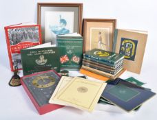 COLLECTION OF SOMERSET LIGHT INFANTRY BOOKS & RELATED
