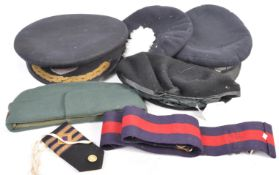 COLLECTION OF ASSORTED BRITISH FORCES HATS AND CAP