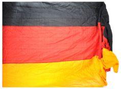 RARE PRE-WAR 1930'S LARGE GERMAN NATIONAL FLAG
