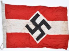 WWII SECOND WORLD WAR NSDAP NAZI PARTY FLAG