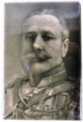 RARE WWI PORTRAIT TILE OF FIELD MARSHAL HAIG