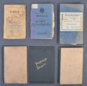 WWI FIRST WORLD WAR IMPERIAL GERMAN EPHEMERA BOOKS