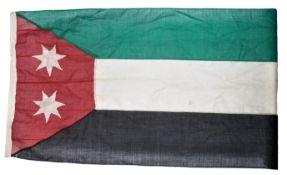 WWII SECOND WORLD WAR PERIOD FLAG OF IRAQ