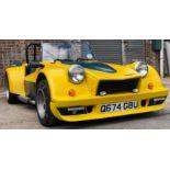 RARE ORIGINAL 1984 DUTTON KIT CARS MELOS 2000CC SPORT'S CAR