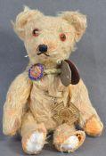 WWI FIRST WORLD WAR RGA SOLDIER'S TEDDY BEAR