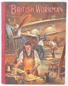 RARE ' THE BRITISH WORKMAN ' WWI FIRST WORLD WAR B