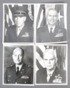 COLLECTION OF VIETNAM WAR PERIOD SIGNED PHOTOGRAPH
