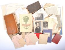 WWII SECOND WORLD WAR PRE-WAR NAZI GERMANY RELATED ARCHIVE