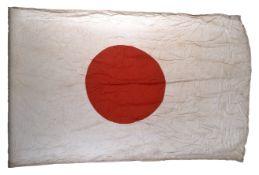 ORIGINAL WWII SECOND WORLD WAR PERIOD JAPANESE FLA