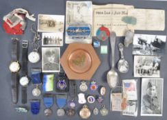 COLLECTION OF ASSORTED USAAF & OTHER RELATED MILIT