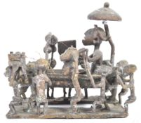 TRIBAL ANTIQUITIES - EARLY 20TH CENTURY AFRICAN AS