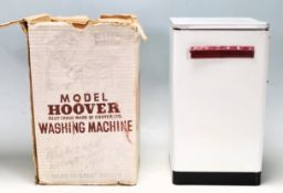 A retro vintage 1960s Model Hoover Washing Machine