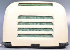 KOLSTER-BRANDES 1950'S CREAM BAKELITE CASED RADIO