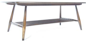 LUCIAN ERCOLANI - ERCOL MODEL 459 COFFEE OCCASIONAL TABLE