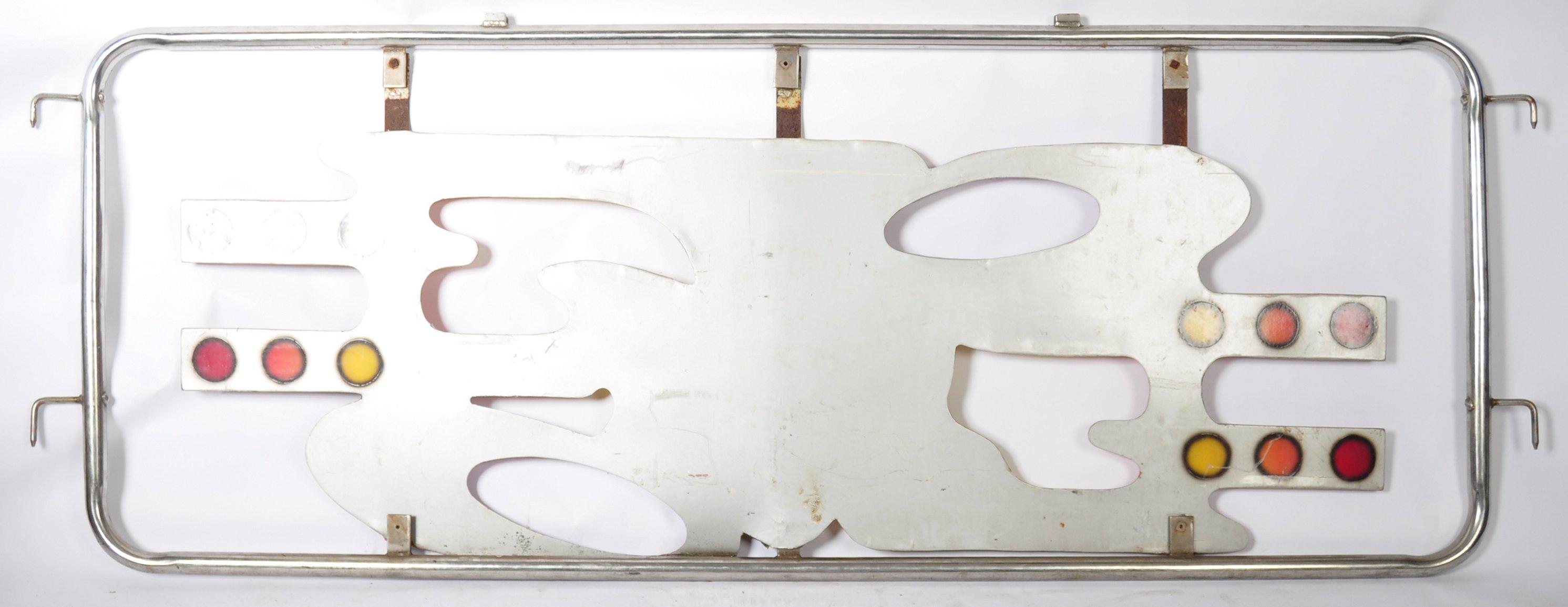 ORIGINAL FAIRGROUND / FUNFAIR OPEN PANELED FENCE / GATE - Image 5 of 6