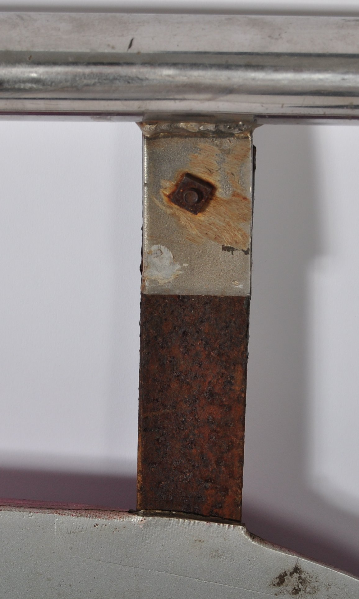 ORIGINAL FAIRGROUND / FUNFAIR OPEN PANELED FENCE / GATE - Image 6 of 6