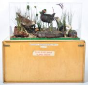 TAXIDERMY AND NATURAL HISTORY STUDY OF THE GROWTH OF A MOORHEN