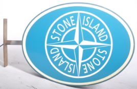 STONE ISLAND ADVERTISING POINT OF SALE SHOP LIGHT BOX