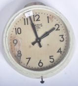 20TH CENTURY SMITHS SECTRIC INDUSTRIAL FACTORY / STATION CLOCK
