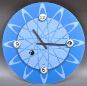 CORIENA VAN GORSEL - KOZIOL - SPACE-AGE VINTAGE WALL CLOCK