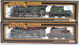 TWO ORIGINAL PALITOY MAINLINE 00 GAUGE LOCOMOTIVES