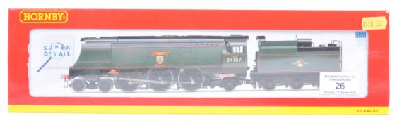 HORNBY 00 GAUGE R2926 ' BLANDFORD FORUM ' TRAIN SET LOCOMOTIVE