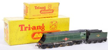 VINTAGE TRIANG RAILWAYS TT GAUGE MERCHANT CLASS LOCOMOTIVE