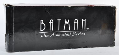 IMPRESSIVE LARGE SCALE BATMAN ANIMATED SERIES BATMOBILE