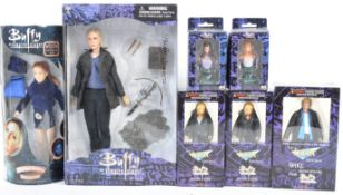 BUFFY THE VAMPIRE SLAYER - COLLECTION OF FIGURES