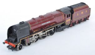 VINTAGE HORNBY RAILWAYS 00 GAUGE MODEL RAILWAY LOCOMOTIVE