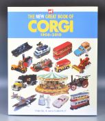 RARE ' THE NEW GREAT BOOK OF CORGI 1956-2010 ' BOOK