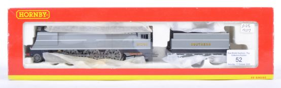 HORNBY 00 GAUGE R2286 ' FIGHTER COMMAND ' TRAIN SET LOCOMOTIVE